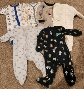 Lot of 3 - 6 Month Clothing (boys)