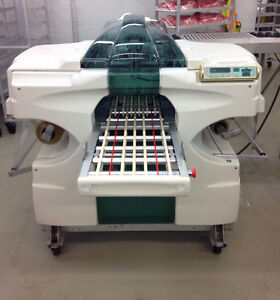 Used Meat Wrapping Machine