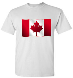 Canada Day. Toronto and Canadian Flag shirts.