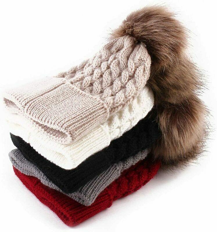 oenbopo Baby Knit Hat Kid Crochet Beanie
