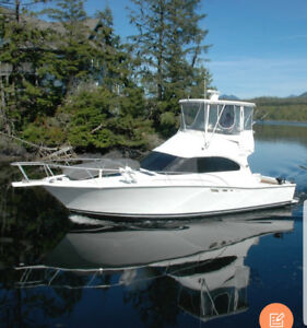 Luhrs 350 Powerboat 1992