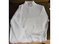 2x Mens Jumpers, New