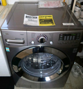 LG FRONT-LOAD WASHER FOR SALE!