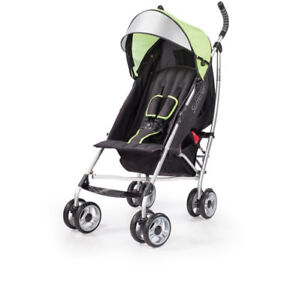 Selling Summer infant 3Dlite stroller in Green. Mint condition