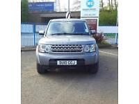 Land Rover Discovery 4 3.0SD V6 Diesel 2010 4x4 With 7 Seats In Metallic Grey