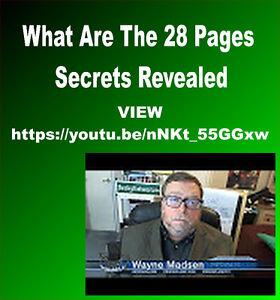 What Are The 28 Pages? Discover now what has been hidden