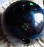 used bowling ball