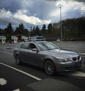 2010-BMW 535 IX Touring