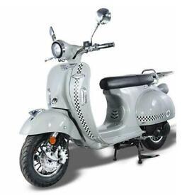 AJS Modena 125 cc Scooter 1950's shape Mod