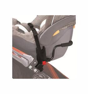 Adaptateur siège d'auto Baby Jogger City Select/City Versa
