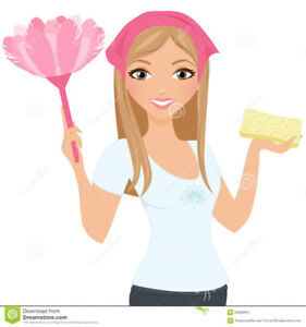 Residential cleaner available 7 days a week for great rates