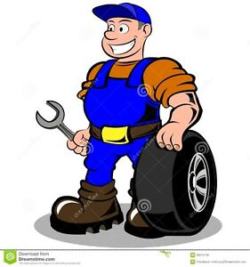 I Can Repair You Car! Licence Mechanic