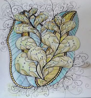 Colour it Beautiful with Zentangle