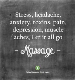 Male Mobile Massage Therapist.