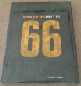 NEW - MARIO LEMIEUX – OVER TIME
