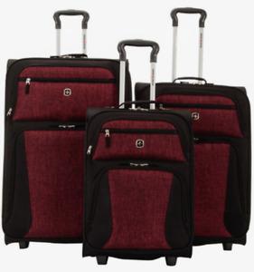 BNIB Swissgear Luggage Set