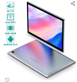 Telcast tablet octocore hd 10.2 inch with Bluetooth keyboard and case