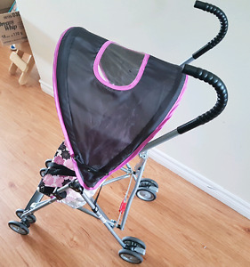 Brand New Umbrella Strollers and Bouncy Seats That Vibrate!