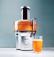 Breville the Juice Fountain juicer