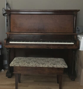 FREE piano to give away