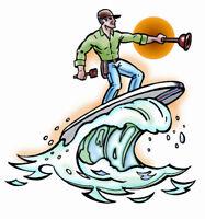 Journeyman plumber - call for repairs, water main hookups etc