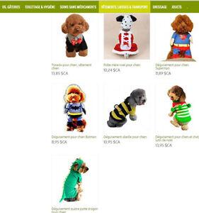 Costume, déguisement pour Halloween pour chien ou chat Saguenay Saguenay-Lac-Saint-Jean image 3