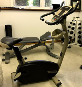 Bodyguard V6X Upright Bike