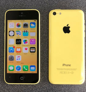 Unlocked 8G iPhone 5C for sale