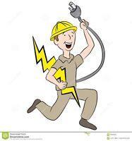 Besoin d'un électricien?? 50%de rabais!! Travaux garantis!!