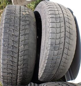 SOLD - 4 Winter Tires on 15 inch rims - reduced price Strathcona County Edmonton Area image 4
