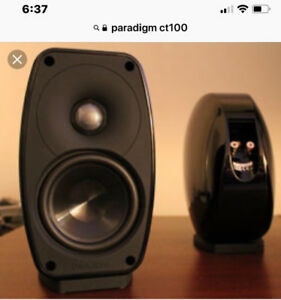 Looking for a pair of paradigm ct100