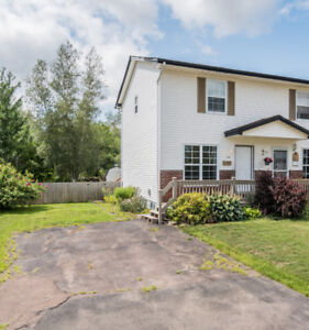 DIEPPE 2 STOREY SEMI! WHY RENT WHEN YOU CAN OWN?