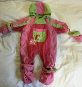 Gusti fall suit for girl 6 month