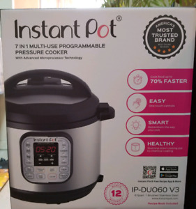 FS: BRAND NEW in box (never opened) Instant Pot (InstaPot) Duo 6