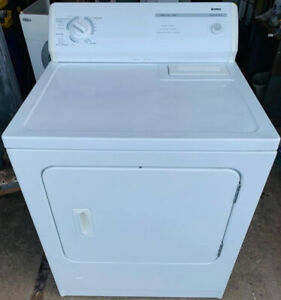 Kenmore Gas Dryer, 12 month  warranty