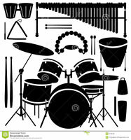 Drum and Percussion Lesson