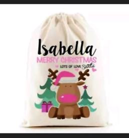 Santa 🎅 sack 50×75cm