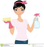 Housekeeper for Hire - A Clean Home is a Happy Home