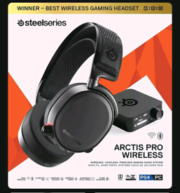 ARCTIS PRO WIRELESS 7.1 + DAC