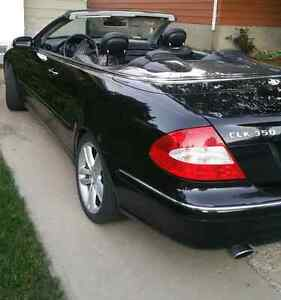 2006 Mercedes Benz CLK350 Convertible Must Sell or Maybe Trade