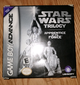 Star Wars Trilogy: Apprentice of the Force (Nintendo Gameboy Adv