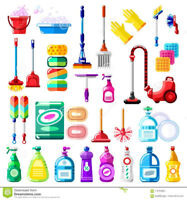 Cleaning help HRM. Is looking for clients!