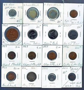 Error and Variety coins Windsor Region Ontario image 1