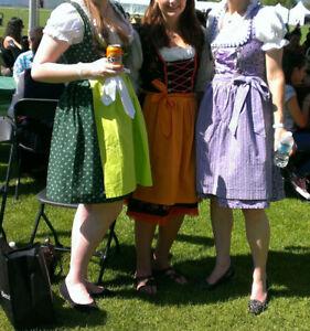 Oktoberfest dresses and pants