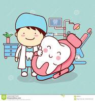 Associate Dentist required - Full time St. Albert