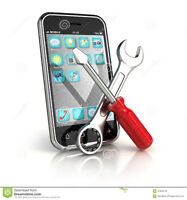 Cellphone and electronics devices repairs