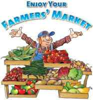 MISSISSAUGA'S FARMER'S MARKET OPENS THIS LONG WEEKEND THURS-MON!