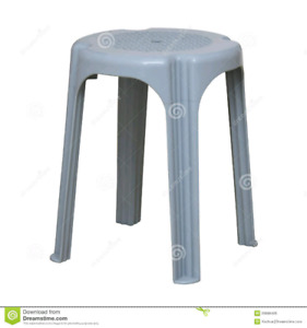 ISO Used bar stools.