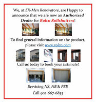 Are you interested or looking for ROLCO ROLLSHUTTERS?