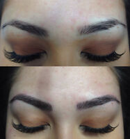 Microblading models - free